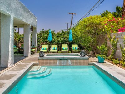 Photo for Spectacular Mini Estate in the Heart of Palm Springs