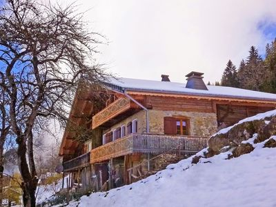 Photo for Beautiful cottage dating from 1789 just 600 m from the Barbossine chairlift