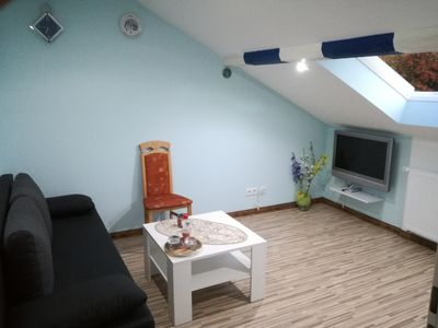 Photo for 2 room top floor, 1 bath, ideal for Messe Münster
