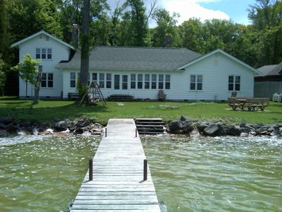 Long Lake House on the Sandies