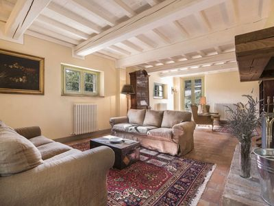 Photo for Newly restored farmhouse with private garden and exclusive pool