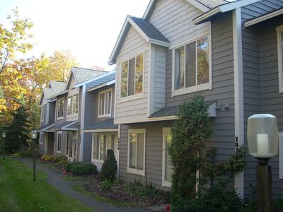 Photo for 1838 Eagles Ridge Terrace- MountainTop, 3 Br, Beautiful TH- Golf/ Ski-WIFI,Cable