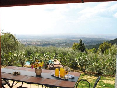 Photo for 2 bedroom Villa, sleeps 6 in Monistero Saccione with Pool