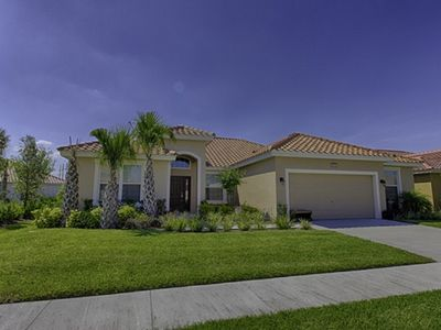 Photo for #350 Stunning Brand New 5 Bed Pool Home With Conservation View Close To Disney