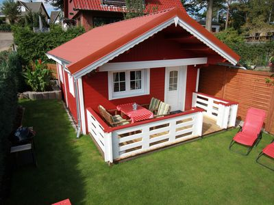 Photo for Cozy cottage in beach location for 4 people only 100m to the bathing area