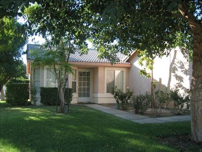 Photo for Beautiful, Quiet Home in the Indian Palms Golf Community