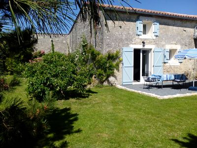Photo for Holiday rental in the countryside in Charente-Maritime, France