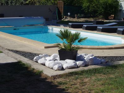 Photo for Holidays in the sun, in the garrigues