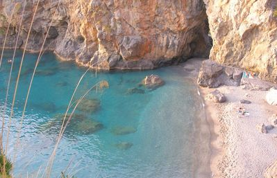Beach in San Nicola Arcella