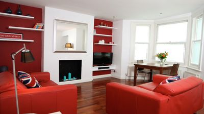 Photo for Fab Fulham Flat, near Chelsea (sleeps 4)