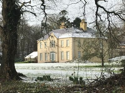 Christmas at Bovagh House is magical