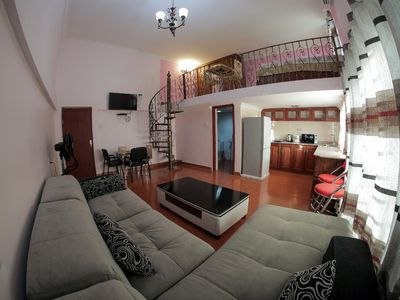 Photo for Mars Residency LOFT in the heart of Mikocheni