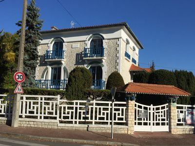 Photo for ROYAN - Beautiful VILLA located in Park District - 450m from the BEACH