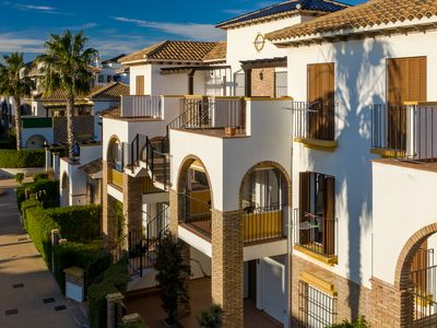 Photo for Al Andalus Residencial V Floor First Floor with WIFI, Vera Playa