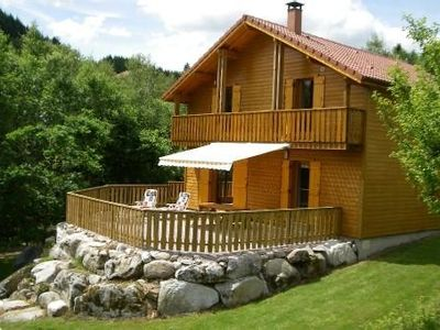 Photo for Chalet four stars for 10 people, 10 minutes from Gerardmer, WIFI