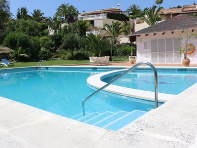 Photo for Beautifully located villa with stunning views, near the beach