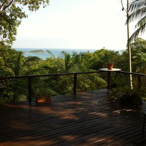 Photo for house inside the prumirim cond, overlooking the sea, 3 domit, sleeps 6 p, pool.