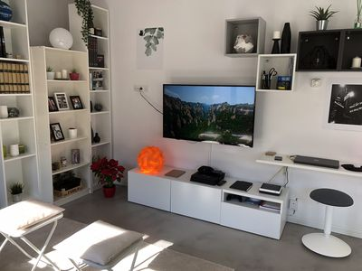 Photo for Wonderful double room in nice flat in great Barcelona