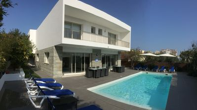 Photo for HEATED POOL - A WALK TO JUAN LES PINS BEACHES AND OLD CENTER ANTIBES -