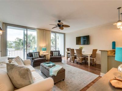 Photo for Six Palms at Gulf Place 2A ~Availability this summer. Book now!