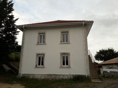 Photo for Large new T3 of more than 90 m2 on the 1st floor of a house in LABENNE bourg,