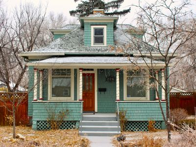 Photo for Beautifully Renovated Downtown Bungalow