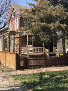 1870's Queen Ann Victorian located near KU and downtown