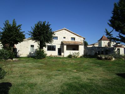 Photo for 3BR Cottage Vacation Rental in La Roquille, Nouvelle-Aquitaine