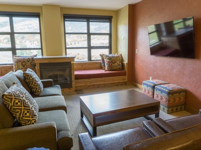 Photo for Luxury suite in the heart of Canyons Village