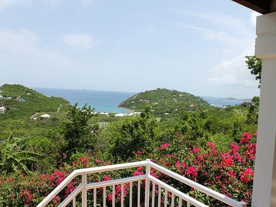 Photo for Sea Dream -2BR until the end of July-Reduced Rates-Hillside Villa with Pool!