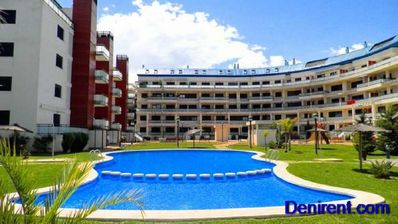 Photo for Apartment with 3 bedrooms 150 meters from the beach next to the urban area