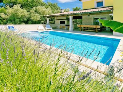 Photo for Vacation home Kanal in Umag - 8 persons, 4 bedrooms