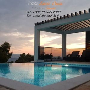 Photo for *** Villa Lucic Omis *** App (3) for 2 persons with wonderful sea view & pool