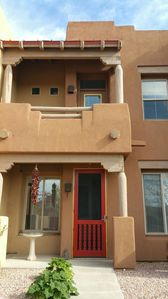 Photo for Conveniently Located Townhouse, Beautiful Santa Fe - Pets & Children Welcome