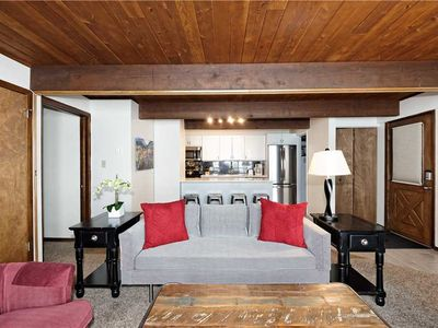Photo for Chateau Aspen 11: 2 BR / 2 BA condominium in Aspen, Sleeps 4