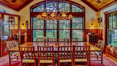 Photo for Experience the Northwood Lakes on a 1917 Arts and Crafts Estate