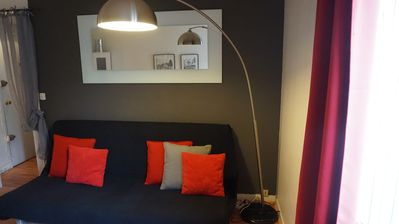 Photo for Charming apartment in Saint Paul le Marais