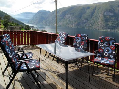 Photo for Vacation home Aurland (FJS381) in Aurland - 6 persons, 3 bedrooms