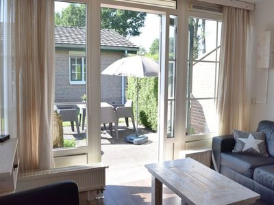 Photo for House 723 m from the center of Voorthuizen with Parking, Internet, Pool, Terrace (758606)