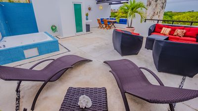 Photo for Meridian by BRIC Vacations - 2 bedroom penthouse near Coco Beach!