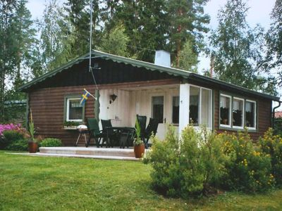 Photo for Vacation home Bjurtjärn in Storfors - 5 persons, 1 bedrooms