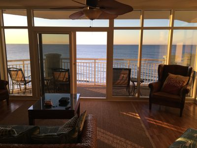 Photo for MILLION DOLLAR DIRECT OCEAN FRONT 5-BEDROOM CONDO ON SOUTH END OF MYRTLE BEACH