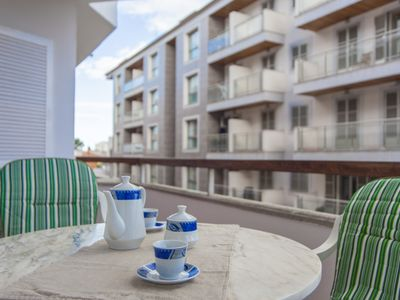 Photo for CURLING - Apartment with terrace in Puerto de Alcudia.