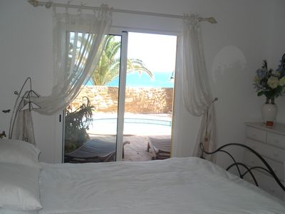 Photo for WONDERFUL LOCATION OVERLOOKING THE OCEAN - 3 BED WITH PRIVATE SPLASH POOL