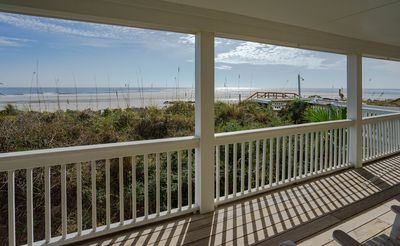 Photo for 5 BR-Beach Front- All Amenities (Please Rent Sun-Sun only)
