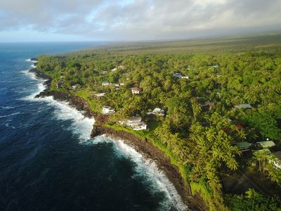Photo for Nice, Big House near Kehena/ Pohoiki Black Sand Beaches and Lava Fields.