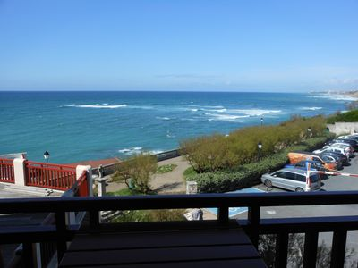 Photo for 1st apartment with mezzanine bedroom sea view (minimum 3 days). (2 people