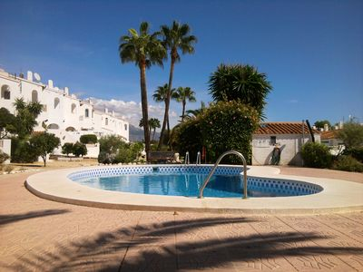 Photo for Beautiful Row House Near Benidorm