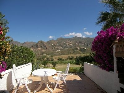 Photo for Charming townhouse with free unlimited wi-fi, air-con and stunning valley views