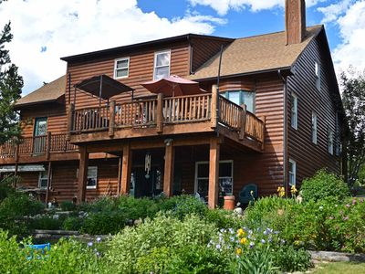 Photo for Spacious 5BR/3.5BA Cabin w/ Game Room, Deck & Fire Pit - Walk to Lake Granby